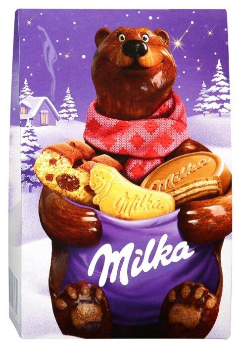 Подарочный набор Milka Mix box 170 г