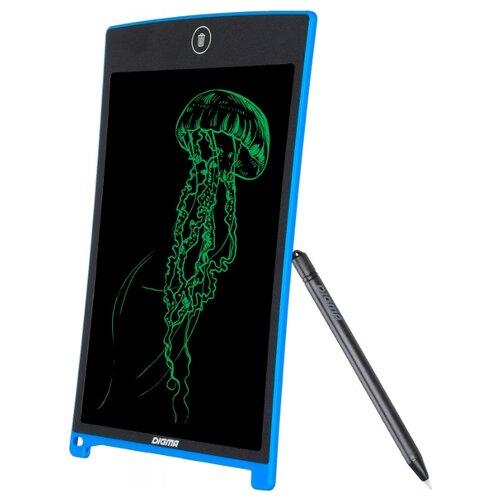 Графический планшет Digma Magic Pad 80 голубой
