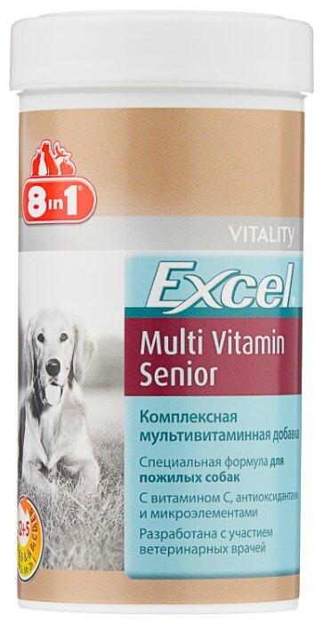 Добавка в корм 8 In 1 Excel Multi Vitamin Senior для стареющих собак