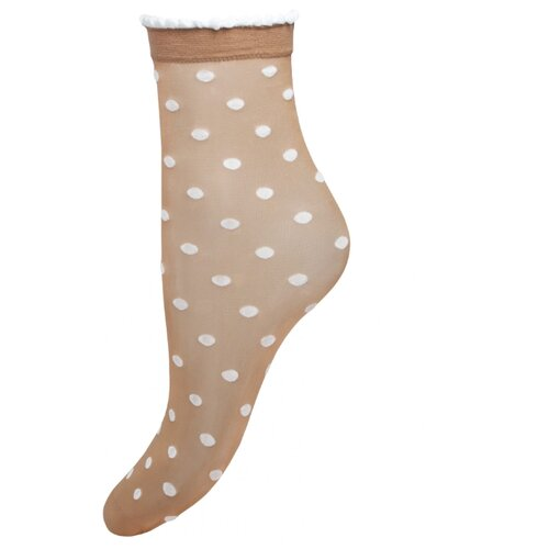 Капроновые носки Trasparenze Paul (c), размер Unica, fango A