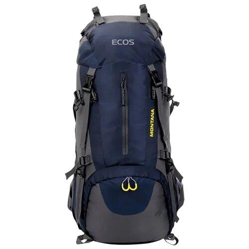 Рюкзак ECOS MONTANA 45 (темно-синий)