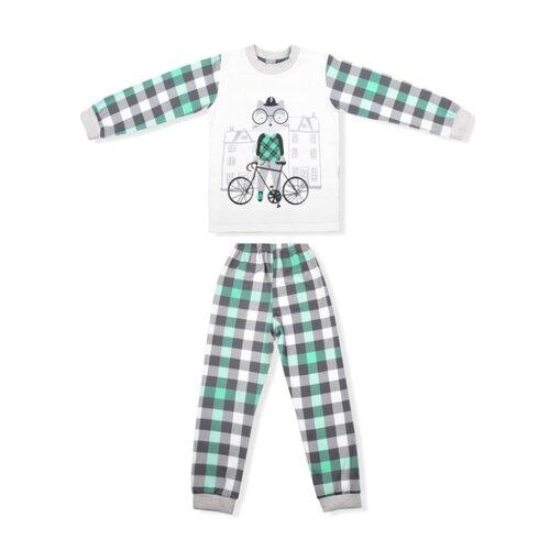 Купить Пижама LEO размер 134, зеленый, Домашняя одежда