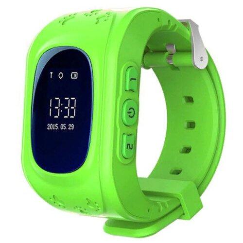 Детские умные часы NUOBI Q50, зеленый