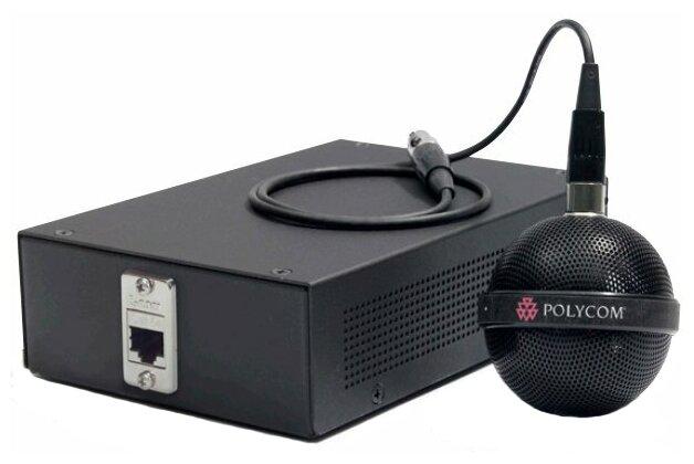 Конференц-микрофон Polycom HDX Ceiling Microphone Array Black 2200-23809-001