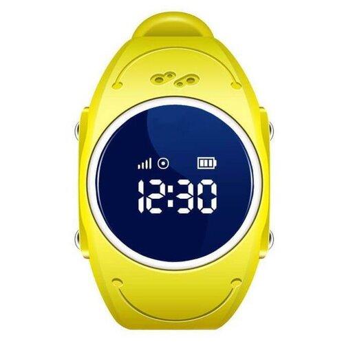 цена Часы Smart Baby Watch Q520S желтый онлайн в 2017 году