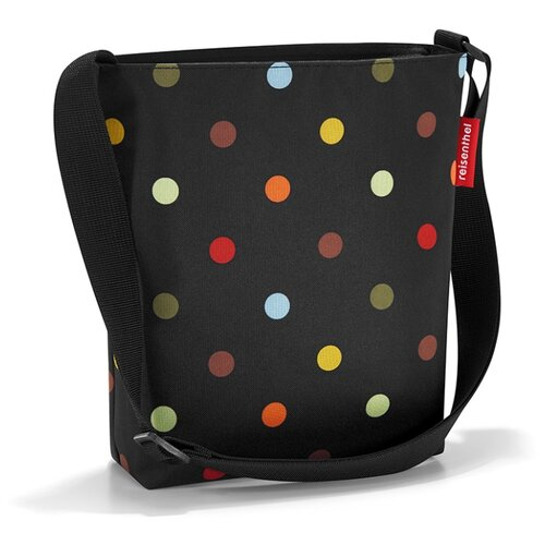 сумка планшет reisenthel текстиль черный Сумка reisenthel, текстиль, черный