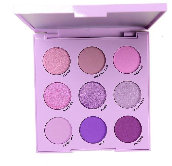 ColourPop Палетка теней Lilac You A Lot — купить по выгодной цене на Яндекс.Маркете