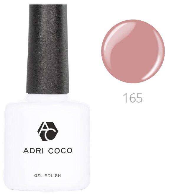 Купить Гель-лак для ногтей ADRICOCO Gel Polish, 8 мл, оттенок 165 розово-кремовый по низкой цене с доставкой из Яндекс.Маркета (бывший Беру)