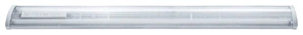 Светодиодный LED светильник Navigator 48W 2x24W (Вт) 4000K 4000Lm 1205х128х44 IP20 170-264V 94588 DPO-MC1-224-IP20-LED
