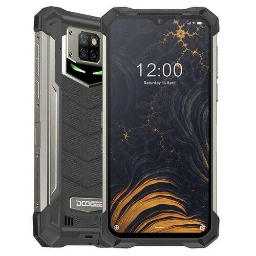 Смартфон DOOGEE S88 Pro черный смартфон doogee s68 pro черный оранжевый