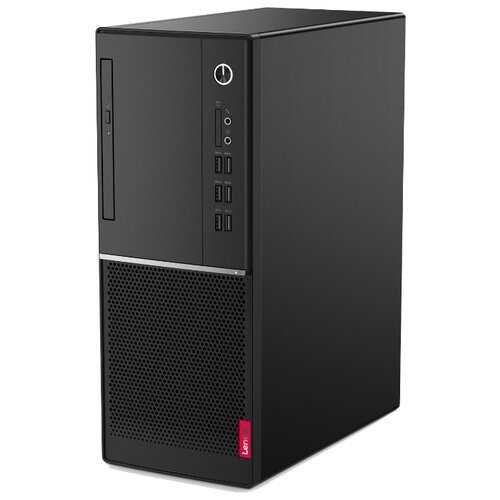Настольный компьютер Lenovo V530-15ICR (11BH004NRU) Mini-Tower/Intel Pentium Gold G5420/4 ГБ/1 ТБ HDD/Intel UHD Graphics 610/Windows 10 Pro черный компьютер