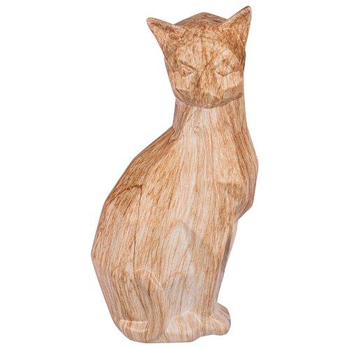 Фигурка Lefard Кошка Коллекция Marble 11х8х16 см (411-100) фигурка декоративная lefard кошка 8 см