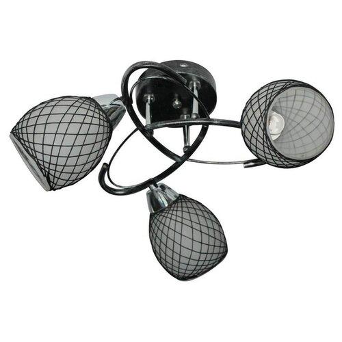Люстра Toplight Janelle TL7440X-03BP, 120 Вт люстра toplight grissell tl1155 3d e14 120 вт