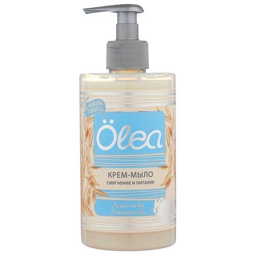 Крем-мыло жидкое Olea OAT SILK, 450 мл недорого