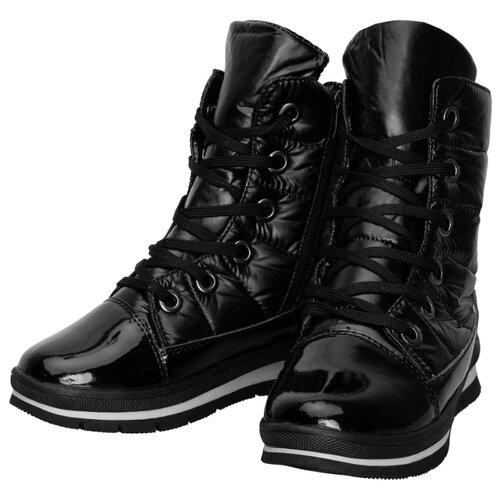 Ботинки Gulliver размер 33, черный
