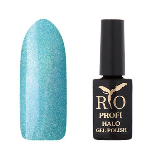 Купить Гель-лак для ногтей Rio Profi Halo, 7 мл, 1 Греческая бухта