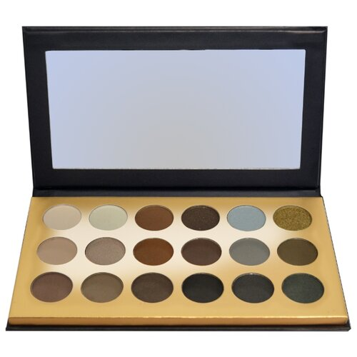 Magruss Палетка теней Professional Eyeshadow Palette 1 magruss multi active day super
