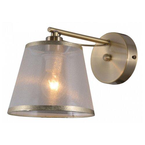 Настенный светильник Natali Kovaltseva 79015/1W Antique, 40 Вт бра natali kovaltseva passion 11360 1w white gold