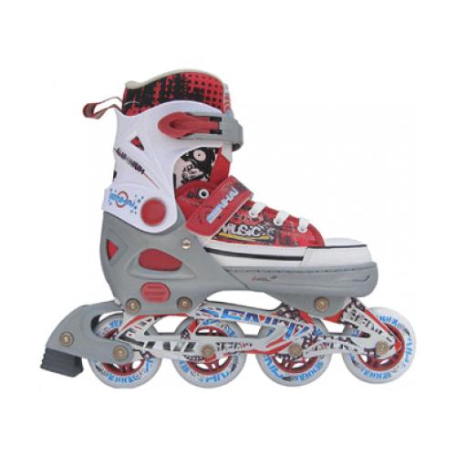 Раздвижные роликовые коньки Trans-Roller Х31857 р. 40 – 43 цена 2017