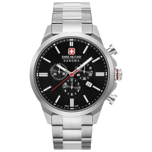 Наручные часы Swiss Military Hanowa 06-5332.04.007 наручные часы swiss military hanowa наручные часы