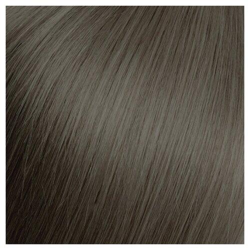 TNL Professional Крем-краска для волос Million Gloss, 6.1 темный блонд пепельный, 100 мл tnl professional крем краска для волос million gloss 6 6 темный блонд красный 100 мл