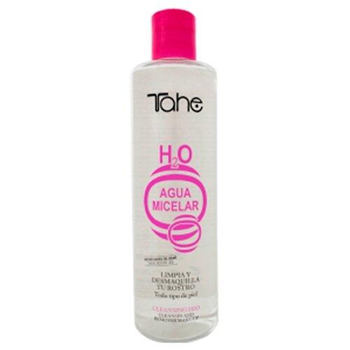 Tahe мицеллярная вода H2O для очищения кожи лица Agua Micellar Water, 300 мл недорого