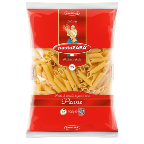 Pasta Zara Макароны 047 Penne, 500 г zara larsson zara larsson so good 2 lp