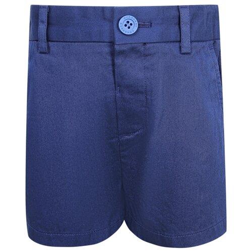 Купить Шорты Burberry 8004891 размер 86, bright navy, Брюки и шорты