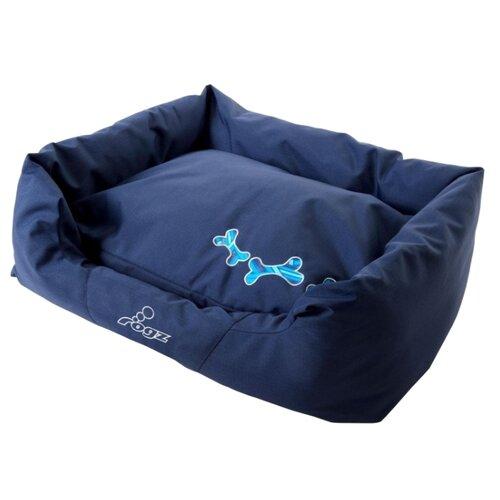 Лежак для собак Rogz Spice Pod Navy Zen PPSCD 56х35х22 см синий