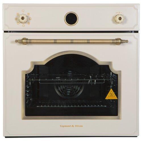 Электрический духовой шкаф Zigmund & Shtain EN 130.922 X электрический духовой шкаф zigmund shtain en 110 622 x
