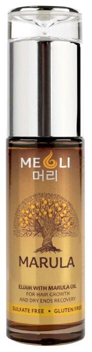 Meoli Эликсир с маслом Марулы для роста