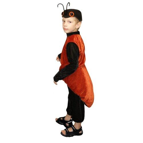 Купить Костюм Elite CLASSIC Муравей, коричневый, размер 28 (116), Карнавальные костюмы