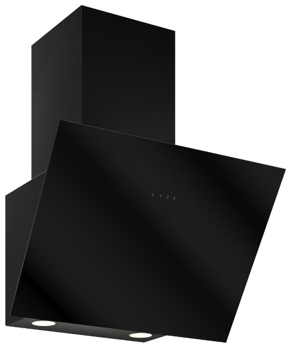 Каминная вытяжка ELIKOR Антрацит 60 чёрный