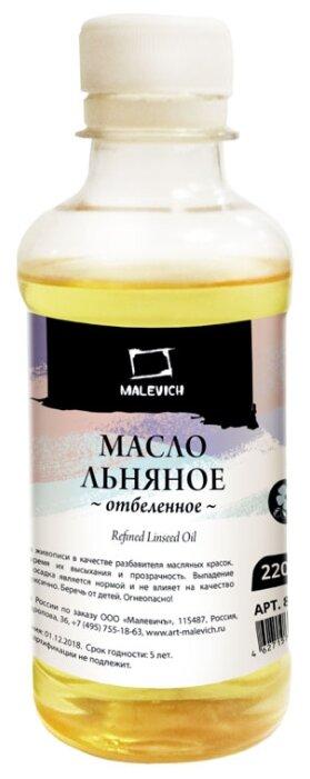 Малевичъ Масло льняное (820020), 280 г, 220 мл