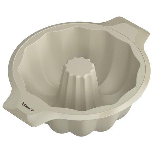 Форма для выпечки силиконовая inhouse IHCHARM04