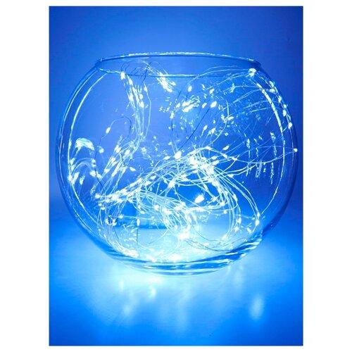 Гирлянда Feron Нить CL53 200 см, 200 ламп, теплый белый/прозрачный провод