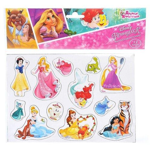 Купить Фигурки Десятое королевство Магнитные истории - Disney Принцесса 03799, Игровые наборы и фигурки