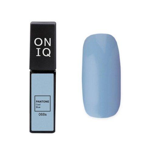 Купить Гель-лак для ногтей ONIQ Pantone, 6 мл, 068S Cool Blue