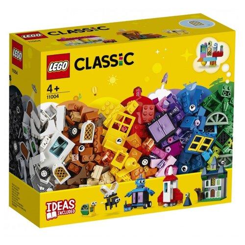 Купить Конструктор LEGO Classic 11004 Набор для творчества с окнами, Конструкторы