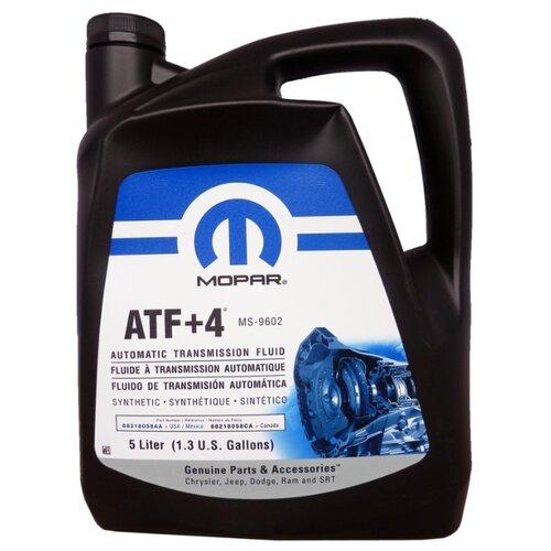цена на Трансмиссионное масло Mopar ATF+4 5 л
