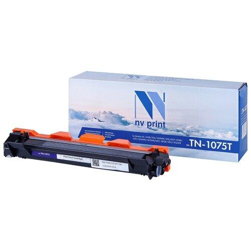 Фото - Картридж NV Print TN-1075T для Brother, совместимый картридж nv print tn 1075t для