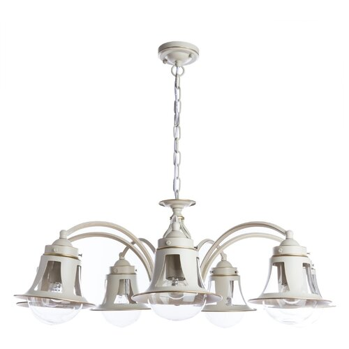 Люстра Arte Lamp Marino A7022LM-7WG, E27, 420 Вт люстра arte lamp lucia a9594lm 7wg