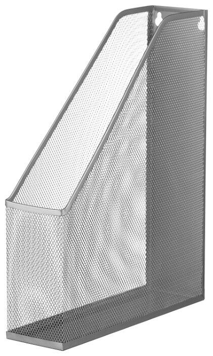 Лоток вертикальный для бумаги BRAUBERG Germanium 231949