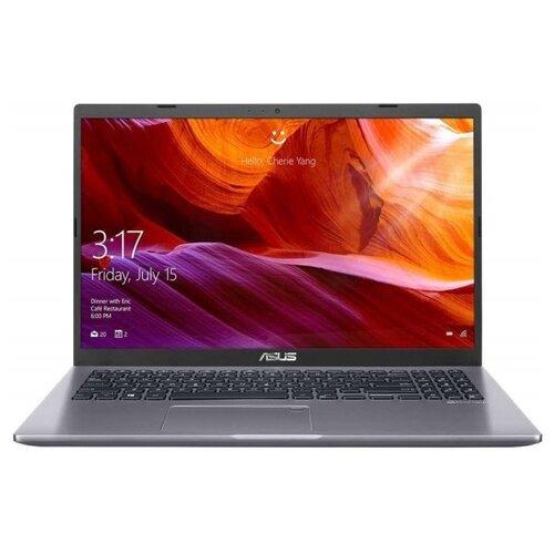 "Ноутбук ASUS D509 (/15.6"") (/15.6"")DA-EJ393R (AMD Ryzen 3 3250U 2600MHz/15.6""/1920x1080/8GB/256GB SSD/AMD Radeon Graphics/Windows 10 Pro) 90NB0P52-M19840 серый"