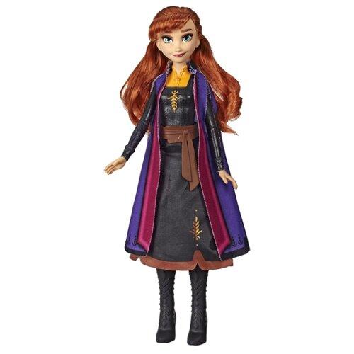 Кукла Hasbro Disney Princess Холодное сердце 2 Анна в сверкающем платье E7001