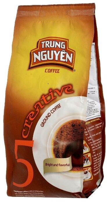 Кофе молотый Trung Nguyen Creative №5 — купить по выгодной цене на Яндекс.Маркете
