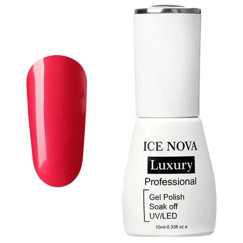 Купить Гель-лак для ногтей ICE NOVA Luxury Professional, 10 мл, 060 amber