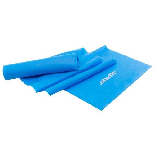 Эспандер лента Starfit ES-201 (1200х150х0.45 мм) 120 х 15 см синий эспандер лента starfit es 201 1200х150х0 45 мм 120 х 15 см синий