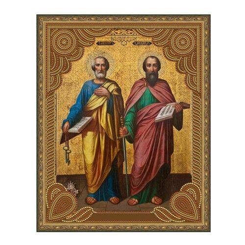 Molly Набор алмазной вышивки Святые Апостолы Петр и Павел (KM0142) 40х50 см molly цветы лаванды 40х50 см