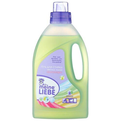 Гель Meine Liebe для цветных тканей, 0.8 л, бутылка
